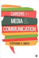 Book cover of Careers in media and communication