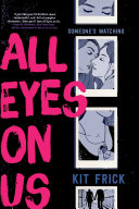 Book cover of All eyes on us