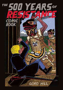 Book cover of The 500 years of resistance comic book