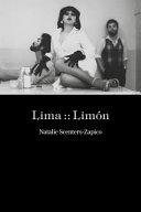 Book cover of Lima : limón