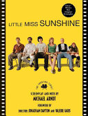 Book cover of Little Miss Sunshine : the shooting script