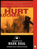Book cover of The hurt locker : the shooting script