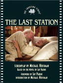 Book cover of The last station : the shooting script