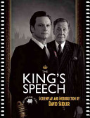 Book cover of The King's speech : the shooting script