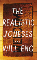 Book cover of The realistic Joneses