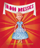 Book cover of 10,000 dresses