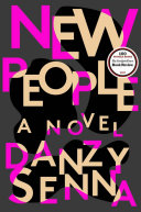 Book cover of New people