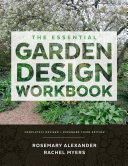 Book cover of The essential garden design workbook