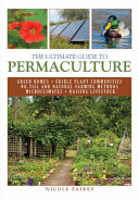 Book cover of The ultimate guide to permaculture