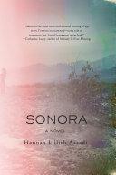 Book cover of Sonora