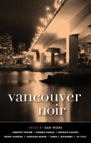 Book cover of Vancouver noir