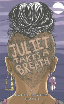 Book cover of Juliet takes a breath
