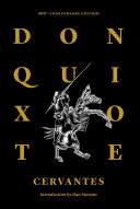 Book cover of Don Quixote of La Mancha