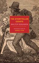 Book cover of The storyteller essays