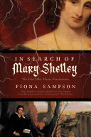 Book cover of In search of Mary Shelley