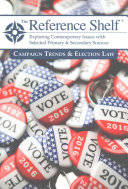 Book cover of Campaign trends and election law