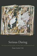 Book cover of Serious daring : the fiction and photography of Eudora Welty and Rosamond Purcell