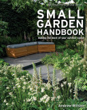 Book cover of Small garden handbook : making the most of your outdoor space