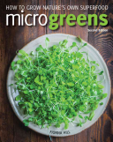 Book cover of Microgreens : how to grow nature's own superfood