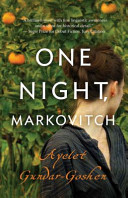 Book cover of One night, Markovitch