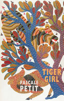Book cover of Tiger girl