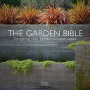 Book cover of The garden bible : designing your perfect outdoor space