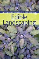 Book cover of Edible gardens