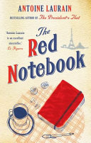 Book cover of The red notebook