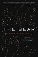 Book cover of The bear