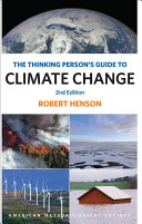 Book cover of The thinking person's guide to climate change