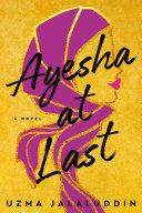 Book cover of Ayesha at last