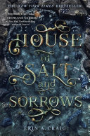Book cover of House of salt and sorrows