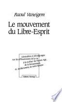 Le Mouvement du Libre-Esprit