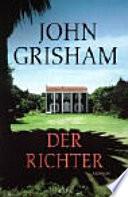 DER RICHTER JOHN GRISHAM LINGUA TEDESCA