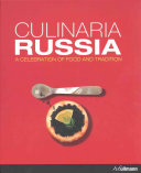 Book cover of Culinaria Russia : a celebration of food and tradition
