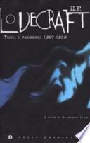 lovercraft - tutti i racconti 1927-1930