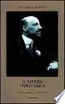 Il vivere inimitabile - Vita di Gabriele D'Annunzio