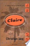 Claire il segreto della pietra di luce