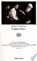 Il signor Mani. Romanzo in cinque dialoghi