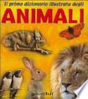 IL PRIMO DIZIONARIO ILLUSTRATO DEGLI ANIMALI