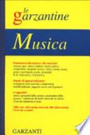 Musica - Le Garzantine