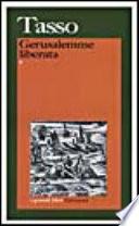 GERUSALEMME LIBERATA, GUGLIELMETTI (SOLO VOL 1)