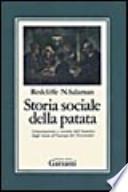 Storia sociale della patata alimentazione e carestie dall'America degli Incas all'Europa del 900