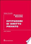 Istituzioni di diritto privato - Volume II