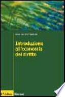 Introduzione all'economia del diritto