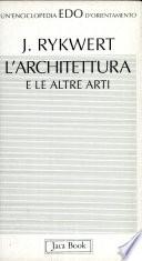 L'ARCHITETTURA E LE ALTRE ARTI