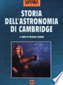 storia dell astronomia di cambridge
