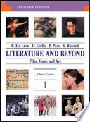 Literature and beyond-Film,Music and Art-From the Beginnings to the Augustan Age 2