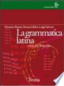 La grammatica latina Teoria