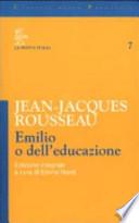 Emilio o dell'educazione
